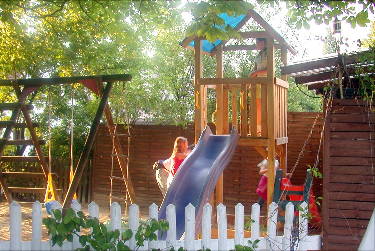 Spielplatz Biergarten Wirtshaus Zamdorfer Slide 1200 001